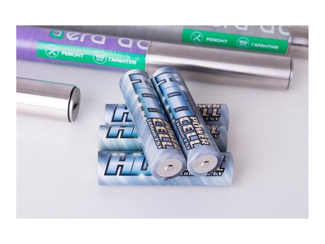 Батарейки Паурселл (Powercell) для зондов гнб