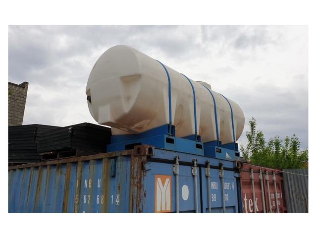 Бочка 3800 л для смесительной системы гнб