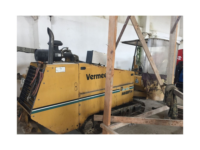 Самоходная Буровая Установка Vermeer D24x40A