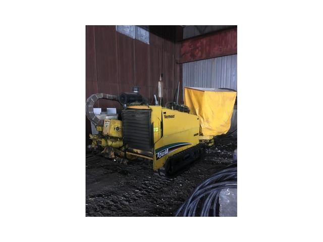 Гнб буровая установка Vermeer D24x40A