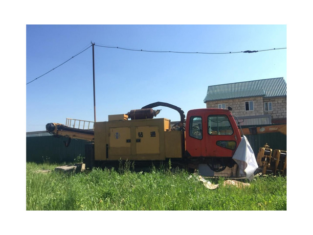 Установка гнб drillto ZT-80/105