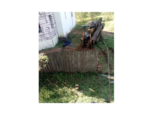 Вода, канализация, кабель - гнб, прокол