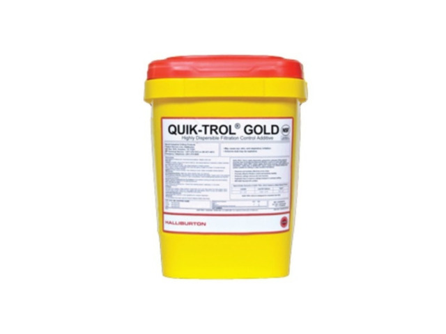 Полимер для контроля фильтрации Quik-Trol Gold