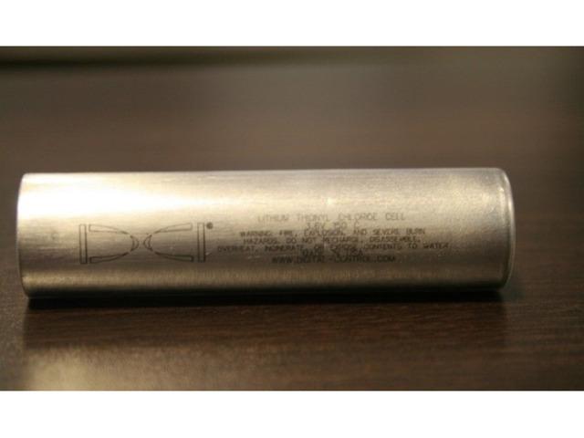 Батарейки SuperCell для зондов систем локации DCI