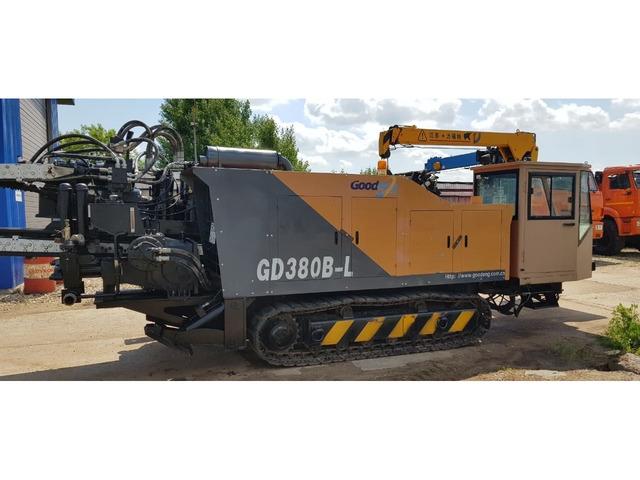 Установка гнб Goodeng 380 B-L