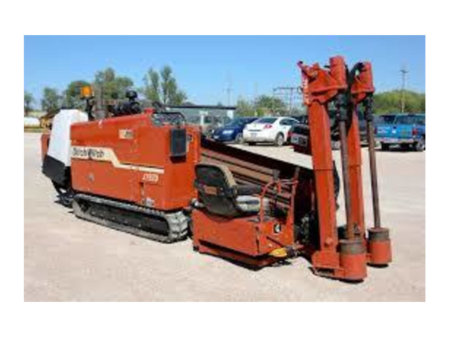 Ditch Witch JT920 2000 г Установка гнб