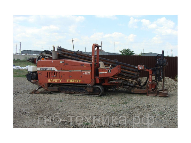 Ditch Witch JT4020 установка гнб