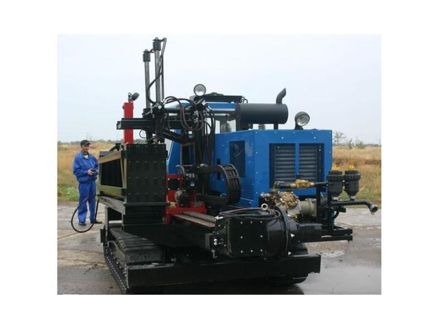 Установка ГНБ и ДС для всесезонной добычи сапропеля