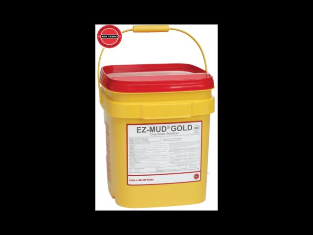 Стабилизатор глин и глинистых сланцев EZ-MUD GOLD