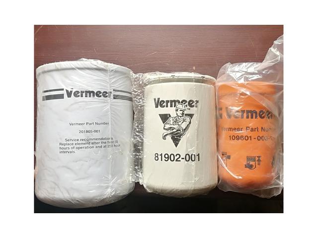 Гидравлические Фильтра vermeer Вермеер