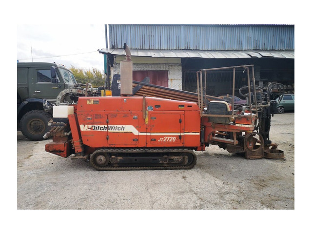 Установка ГНБ Ditch witch JT 2720