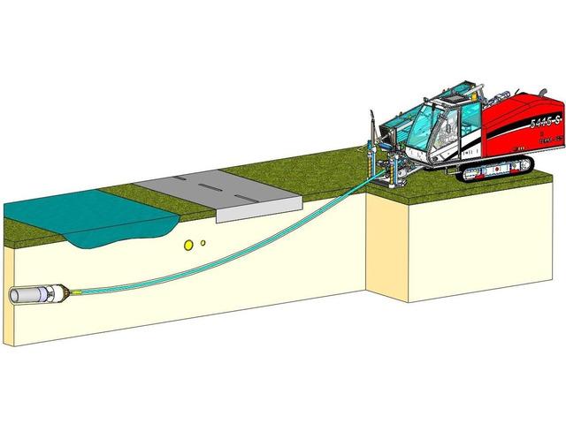 Прокладка Водопровода, Канализации, услуги Спецтех