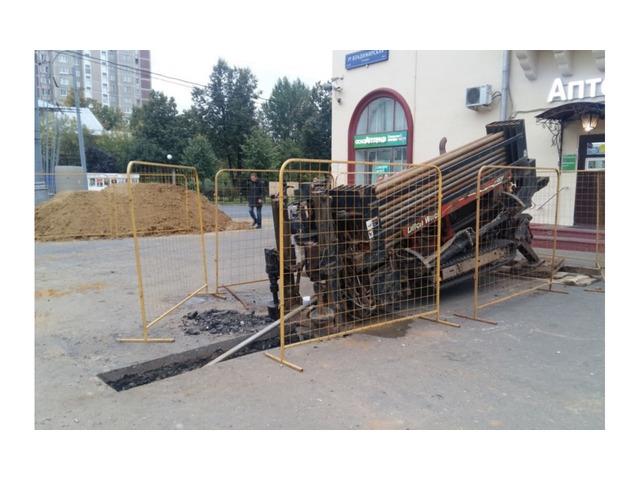 Услуги гнб/Управляемый прокол под дорогой/Бурение