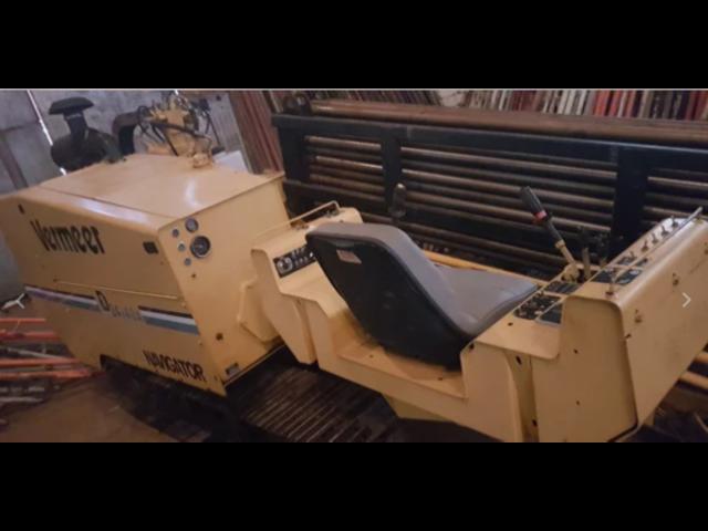 Проколочная установка гнб Vermeer
