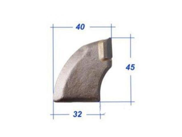 Гнб резец,зуб расширителя DDW318