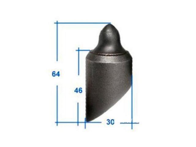 Гнб резец, зуб расширителя BFZ300;C30A-22F