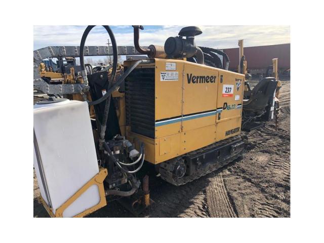 Буровая установка гнб vermeer D18x22