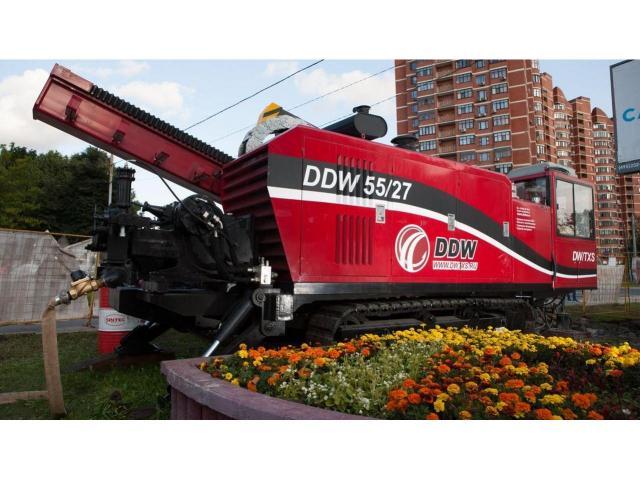 Установка гнб DDW55/27