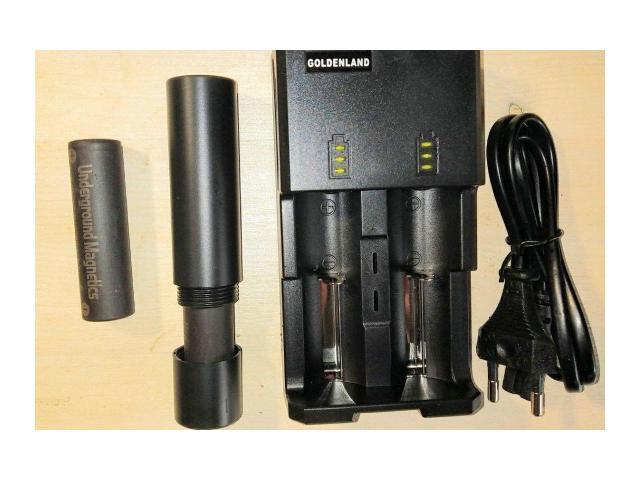 Комплект литиевых аккумуляторов в зонд гнб