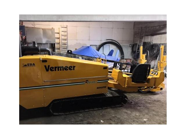 Установка гнб Vermeer Navigator D24x40 A