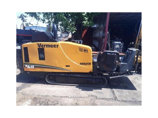 Vermeer D9x13 гнб установка
