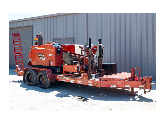 DITCH WITCH JT921S