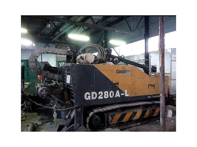 Аренда установок гнб Goodeng, Vermeer 24x40 A