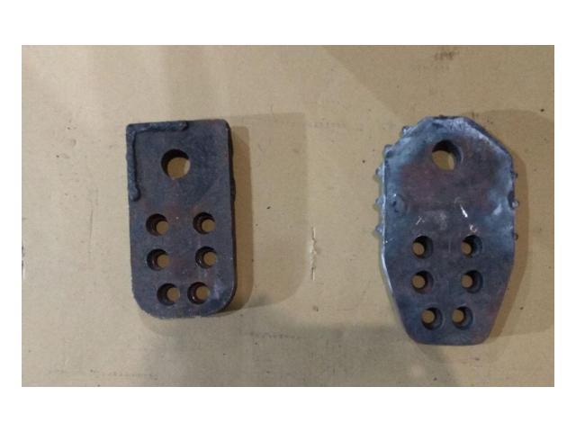 Буровые лопатки для установок гнб (DDW)