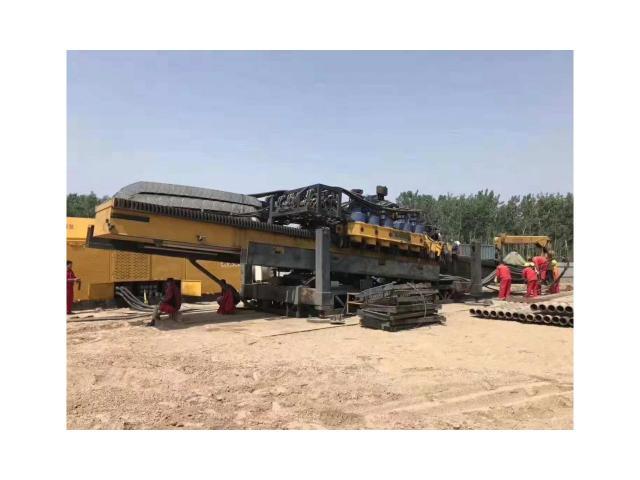 Установка гнб FDP-1000(1000-тонная)
