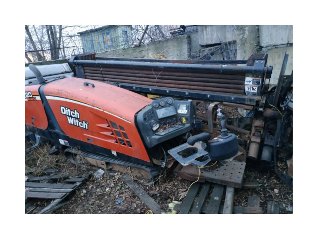 Буровая установка ditch witch JT1220