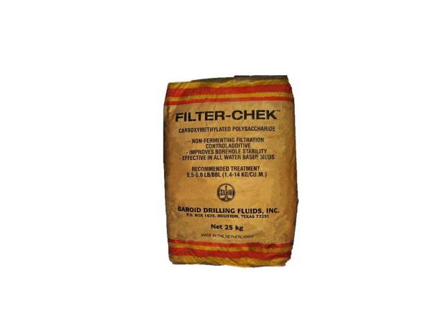 Фильтер чек для гнб baroid,кальцинированная сода