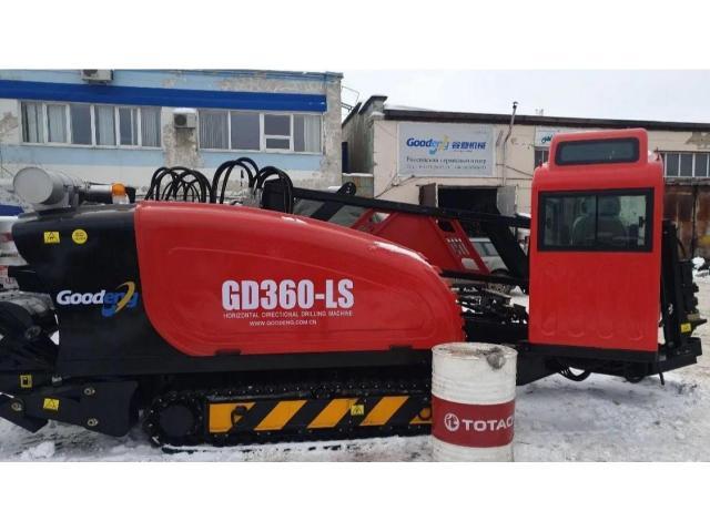 Установка гнб Гуденг GD360-LS