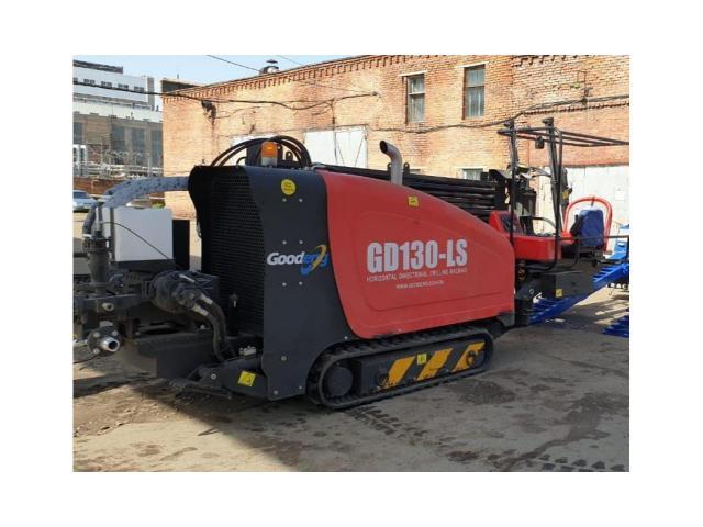 Установка ГНБ GOODENG 130L-S (13т)