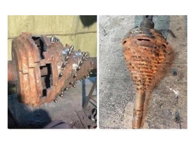 Ремонт бурового инструмента для гнб
