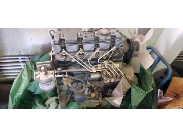 Двигатель Perkins серии 400C, 404C-22T