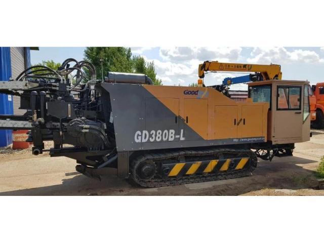 Установка гнб goodeng-380B-L