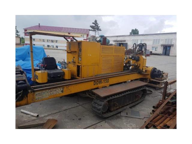 Установка бурильная гнб DW/TXS DDW-150 в Хабаровск