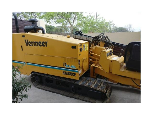 Бурилка гнб Vermeer Navigator D24X40