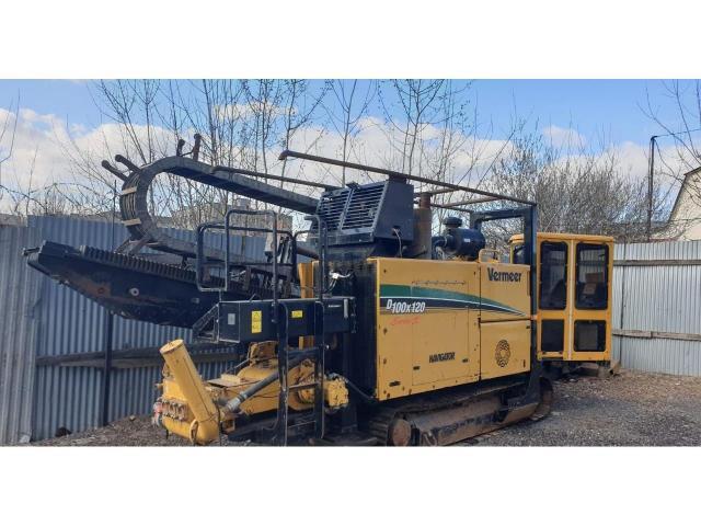 Гнб установка Vermeer D100x120 SII 2008