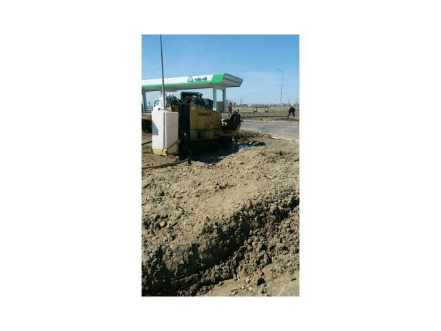 Проведём водопровод методом прокола(гнб)