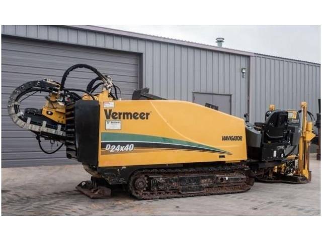 Гнб установка vermeer D24X40 S2 2011