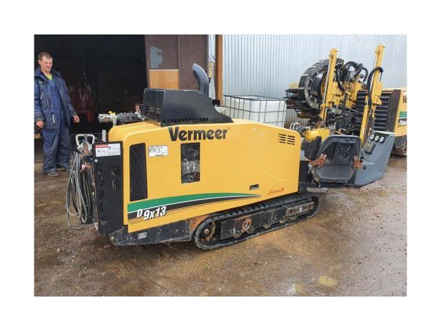 Гнб установка Vermeer D9x13 series 2