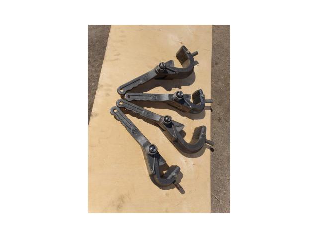 Ключ трубный одношарнирный (кот)