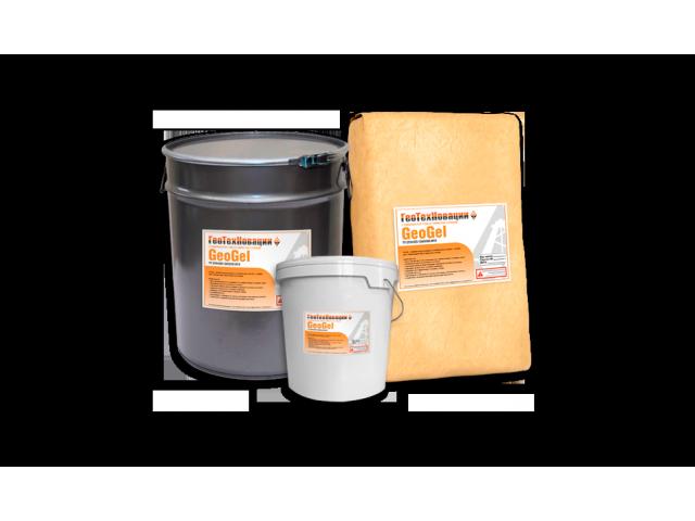 GeoGel - Полиакриламид (Стабилизатор глин и глинистых сланцев)