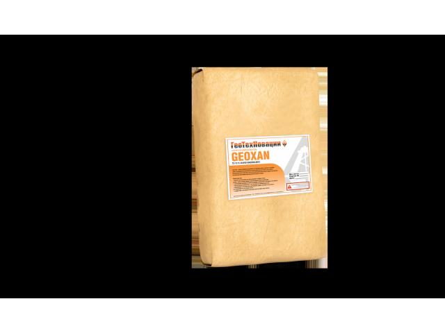 GeoXan - Ксантановая камедь( Ксантан) для песков и сложных грунтов