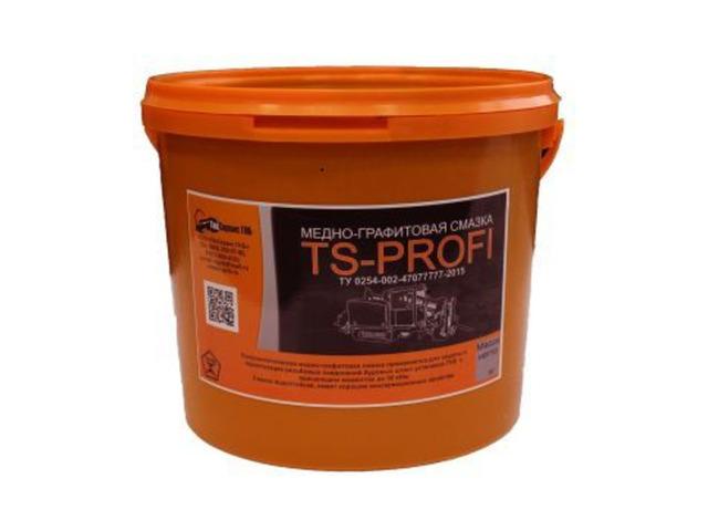 Медно-графитовая смазка TS-profi (5 кг). Полимеры