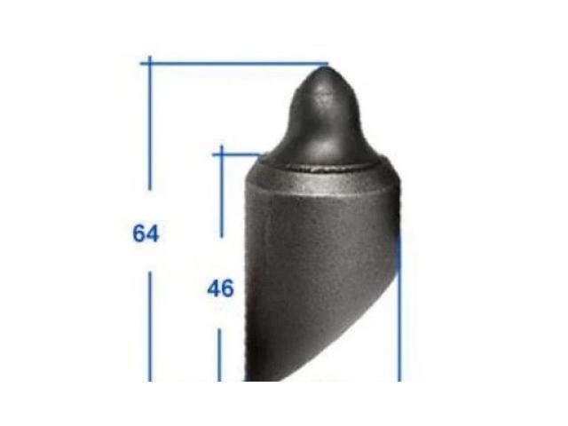 Гнб резец,зуб расширителя BFZ300;C30A-22F