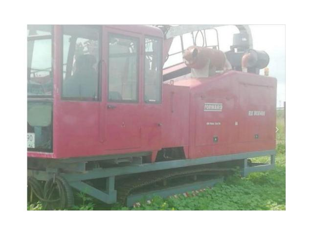 Установка ГНБ forward RX 80x400