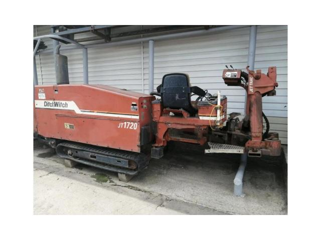 Установка ГНБ ditch witch JT 1720