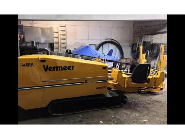 Гнб Vermeer Navigator 24 x 40, Gooderg 280
